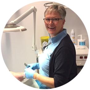 Statsautoriseret Anne Hansen - Fuglebjerg fodterapi